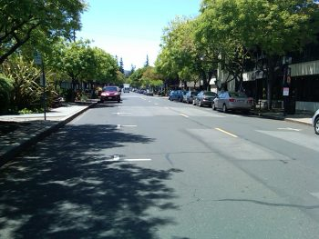 Downtown Los Altos