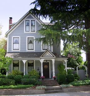 Almond Grove House