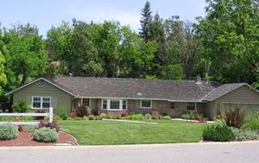 Green Ranch Home