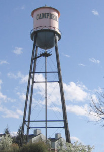 campbell-water-tower