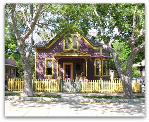 Spring home tours in the San Jose area include historic properties