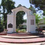 Saratoga arch