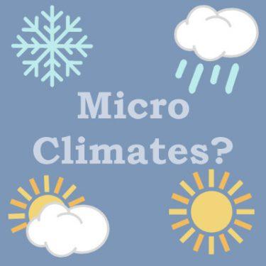 Micro-Climates