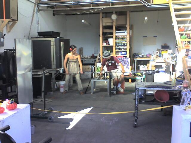 glassblowing-studio-Japantown-San-Jose