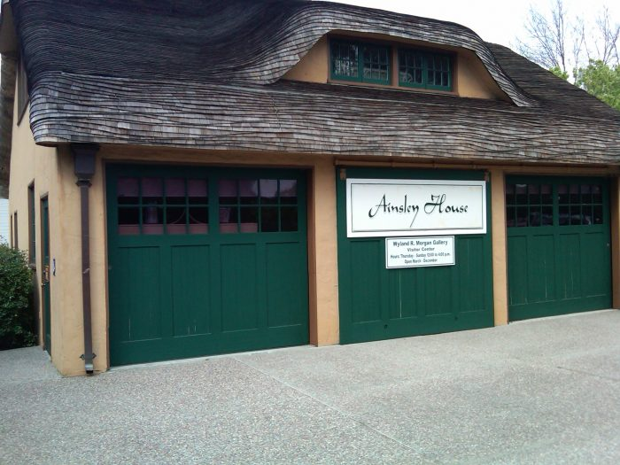 Ainsley Garage, Campbell CA