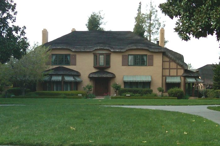 Ainsley House in downtown Campbell, CA