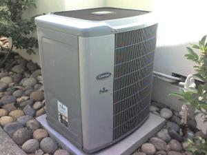 Air conditioning condenser unit