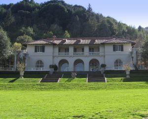 Villa Montalvo in Saratoga, CA