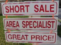 short sale signs