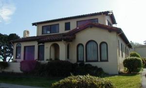 California Spanish Style Home
