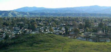 Pan of Santa Teresa and Blossom Valley Sml