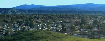 Pan of Santa Teresa and Blossom Valley