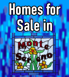 Homes for Sale in Monte Sereno