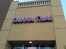 Lanna Thai Restaurant in San Jose