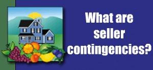 Seller contingencies