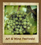 Santa Clara Art & Wine Festival this weekend!