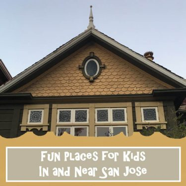 Fun Places for Kids In and Near San Jose - Winchester Mystery House