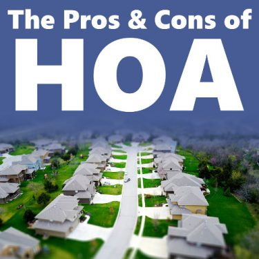 The Pros & Cons of HOA Homeowners Associations