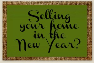 Selling a home in the new year?