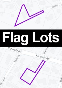 2 Flag or Key Lots