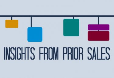 Insights from Prior Sales