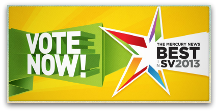 Vote now for the Best in Silicon Valley 2013 - Home section is for real estate agents and companies!