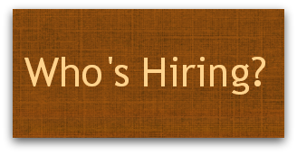 Who is hiring?
