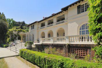 Villa Montalvo in Saratoga, California