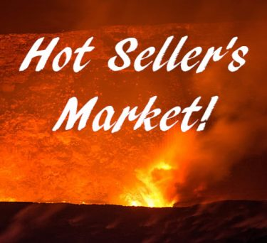 Hot Seller's Market!