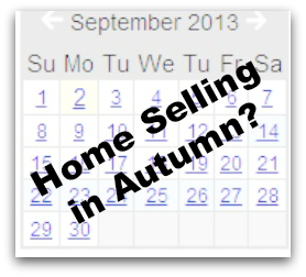 Home Selling in Autumn