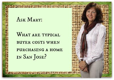 Ask Mary about buyer costs