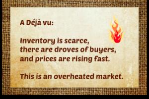 Overheated market