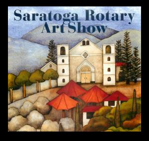 2014 Saratoga Rotary Art Show