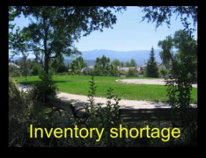Inventory shortage