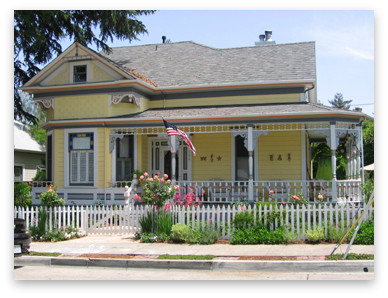 Historic Almond Grove District Home: 105 Tait Ave built appx 1890