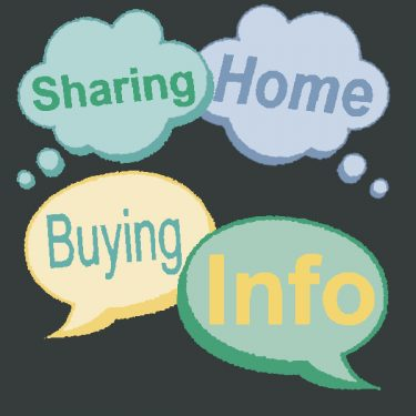 Sharing Home Buying Info