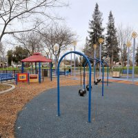 Silver Leaf Park in the Santa Teresa area of San Jose