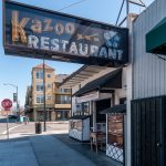 Kazoo Restaurant on Jackson St