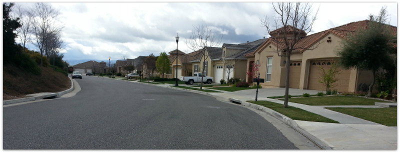 Evergreen the Ranch subdivision 1