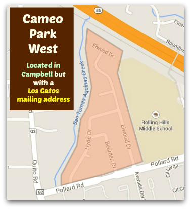 Cameo Park West - Leep Homes in Campbell with LG mailing address
