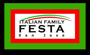 Italian Family Festa San Jose