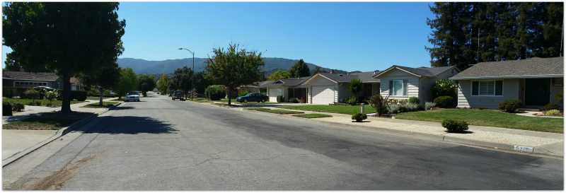 Glenpark in Lone Hill area of San Jose's Cambrian district