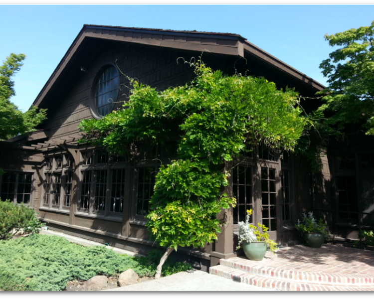 Saratoga Foothill Club Julia Morgan architect