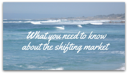 What you need to know about the shifting market