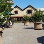 Guglielmo Winery Courtyard