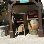 Guglielmo portable grape crusher