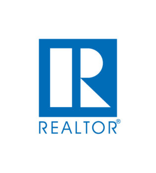Realtor Logo in Blue