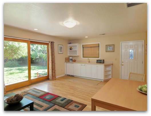 Campbell CA home for sale with mother-in-law suite at 920 Hazelwood Avenue