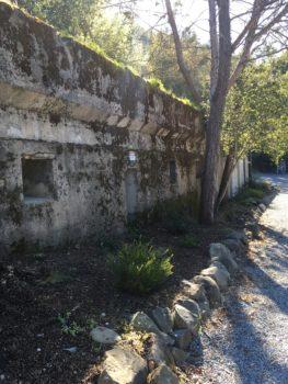 The old quarry in Saratoga California