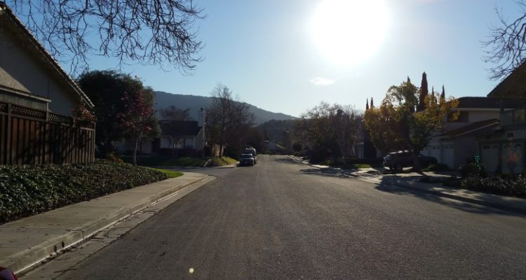 Oak Canyon Drive, San Jose, CA 95120 - a neighborhood in the Almaden Valley